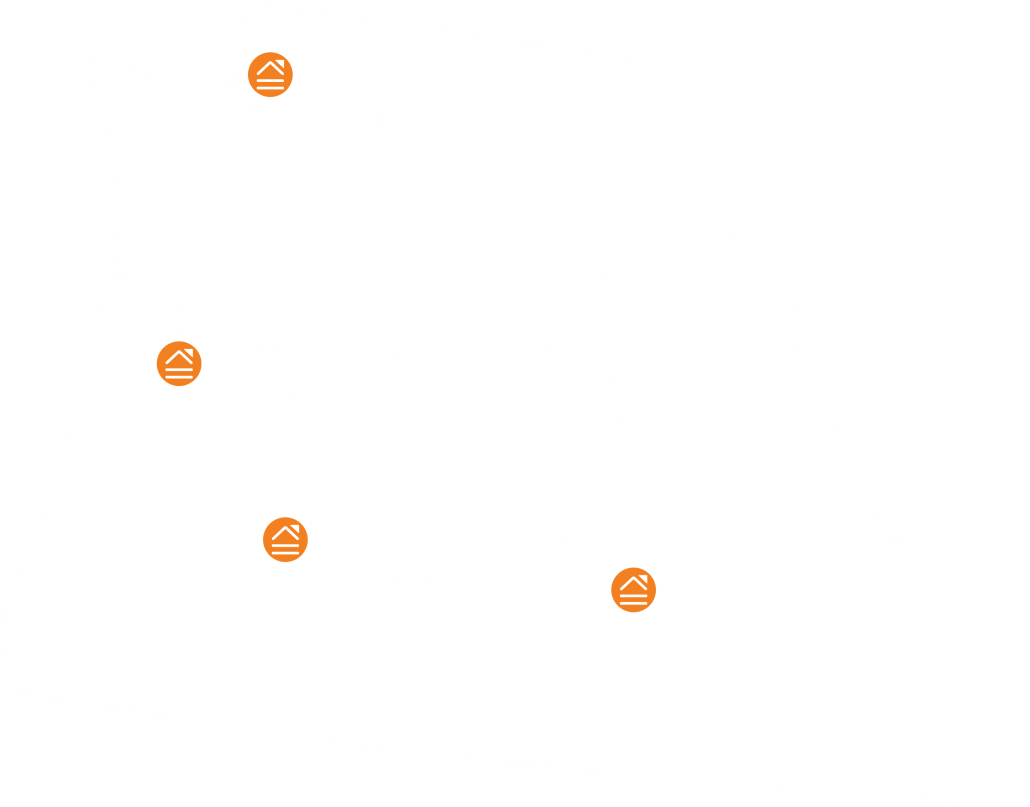 Lending in Seattle, Portland, Bend, and Boise